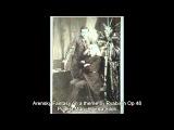 Антон Аренский- Фантазия на тему Рябинина Op.48