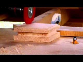 Браширование - искусственное старение древесины