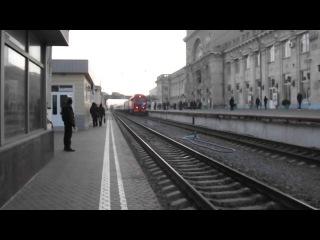 ТЭП70БС 067 (тч-3 ВОЛГОГРАД) С поездом