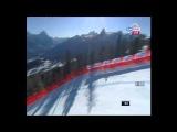Fenninger Anna - Cortina d' Ampezzo Downhill (14. 1. 2012)