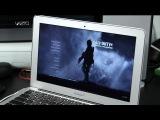11 inch MacBook Air Gaming: Call of Duty 4 Modern Warfare (2010)