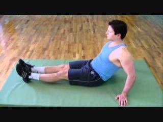 Как убрать жир с живота и боков - упражнения