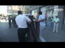 Як Femen перакулілі кубак Еўра 2012 Белсат
