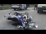 Трое погибли в ДТП на скутере под Хабаровском
