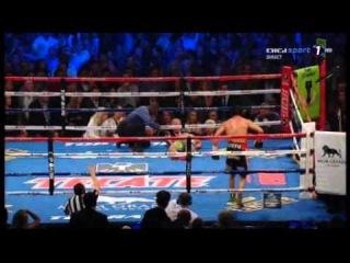 Manny Pacquiao vs. Juan Manuel Marquez, 09.12.2012, 4-й бой