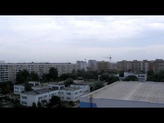 Вид на Троллейный ж/м г.Новосибирск