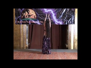 Ahlan wa Sahlan 2012 - Montse Martínez Oliver - 2nd prize advanced level - Ana Bastanak