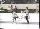 Наталья Бестемьянова и Андрей Букин. Показательный номер Вольный ветер . Япония 1986г