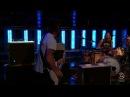 Foo Fighters - Bridge Burning (The Daily Show w Jon Stewart 2011)