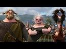 Видео к мультфильму «Храбрая сердцем» (2012): Международный трейлер №2 (дублированный)