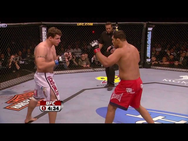 Antonio Rodrigo Minotauro Nogueira vs Frank Mir