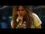 Ashley Tisdale - It's alright , It's OK live
