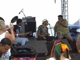 James Cotton Kenny Neal &amp Billy Branch LRBC 2006 Poolstage