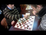 chess blitz GM V Popov GM Linchevsky