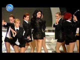 Haifa Wehbe Ya Majnon performance 2012