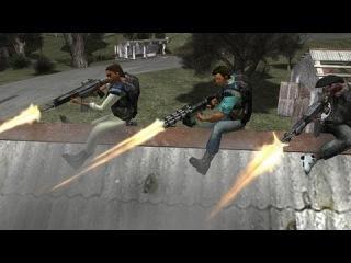 GTA Фильм - Укуренные из Vice City #6 (Stalker cordon 4)