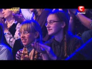 Украина мае талант 5! - Нурлан АЛИШЕРОВ (Ташчайнар) [16.03.13] [Донецк]