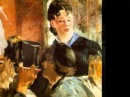 Edouard Manet-Gustav Mahler - Meditation from opera Thais by Massenet