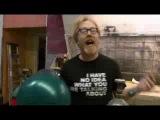 Adam Savage on Helium and Sulfur Hexafluoride