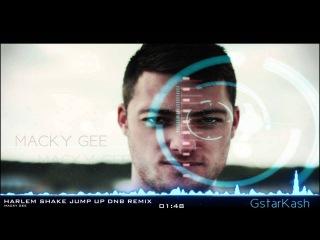 Macky Gee Harlem Shake Jump Up DnB Remix - Free download!! - MGTV