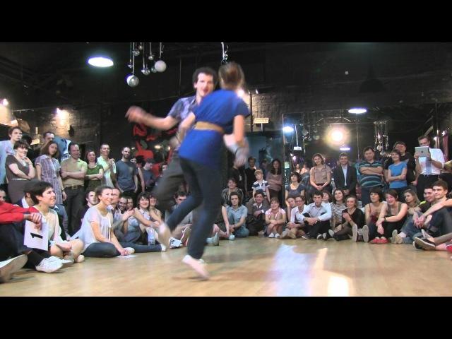 Daria Chupyrkina Pavel Sotnikov at Teachers JnJ Finals