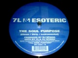 7L &amp Esoteric - The Soul Purpose (DJ Spinna Instrumental) (2001) HQ