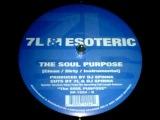 7L &amp Esoteric - The Soul Purpose (DJ Spinna Instrumental) (2001) HQ