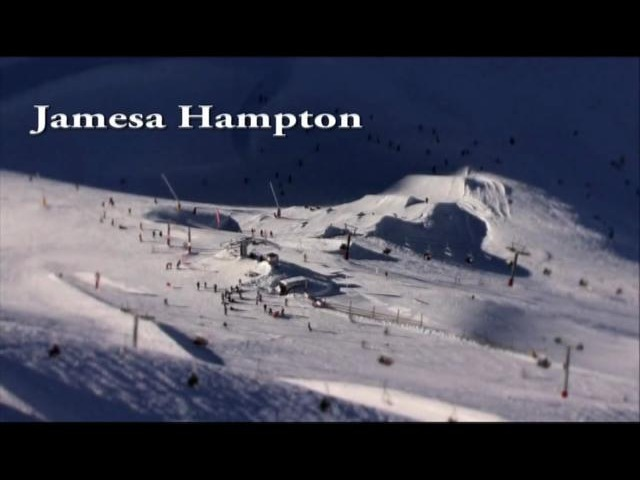 Jamesa Hampton 2012 Ski Edit