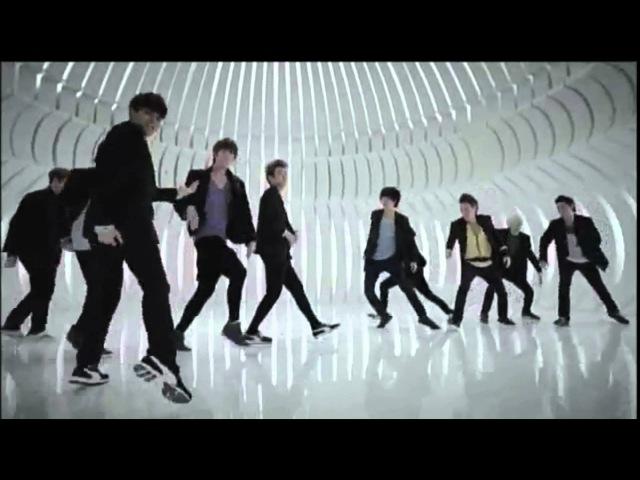 [M/V] Super Junior - Mr.Simple [Mirror Dance] *Japanese Version*