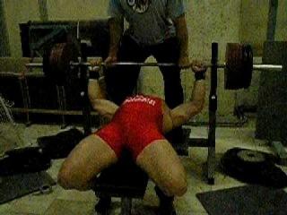 Дмитрий Касатов, жим 300 кг