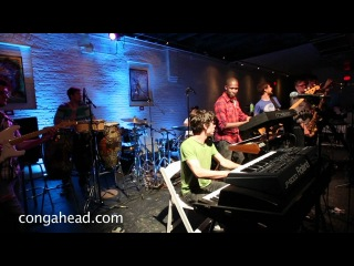 Snarky Puppy at Shapeshifter Lab performs Flood