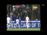 Eden Hazard kicks the ball boy RED CARD Chelsea vs Swansea 0-0 23.01.2013