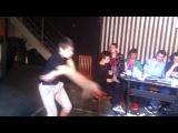 DANCE WARS episode III. Electro dance |Падаваны|. Антон Любов vs Terminator.за 3-е место