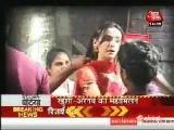 [SBB] : 25th June 2012_IPKKND_Barun, Sanaya , Daljeet (reunion and eating pav bhaji)