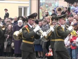 Мега суперский военный оркестр!! :)
