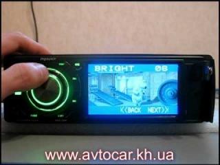 Видеообзор автомагнитолы Prology DVS-1240