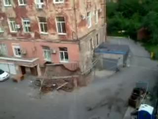 Дома в России рушатся прямо на глазах! жесть!