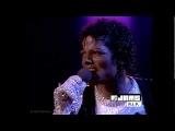 Michael Jackson - Billie Jean - Live in Victory tour 1984 [HD upscale]