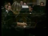 Gabriela Montero improvises on Mozart's 20 Piano Concerto