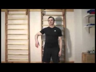Изометрическая гимнастика - плечевой сустав