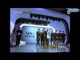 121029 와이드(Wide) 연예뉴스 2012 SIA 비하인드 슈퍼주니어 Cut