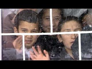 В Таджикистане сотни детей брошены родителями, которые уехали на заработки в Россию - Первый канал