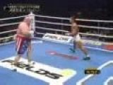 Butterbean vs. Japan MMA Superstar