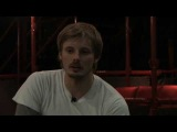 Bradley James (Arthur, BBC Merlin) talks about A Night Less Ordinary