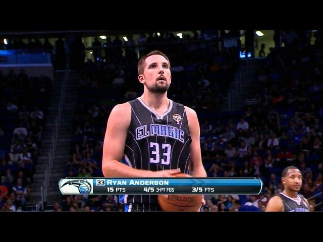 NBA 2011-2012 / 21.03.2012 / Phoenix Suns @ Orlando Magic