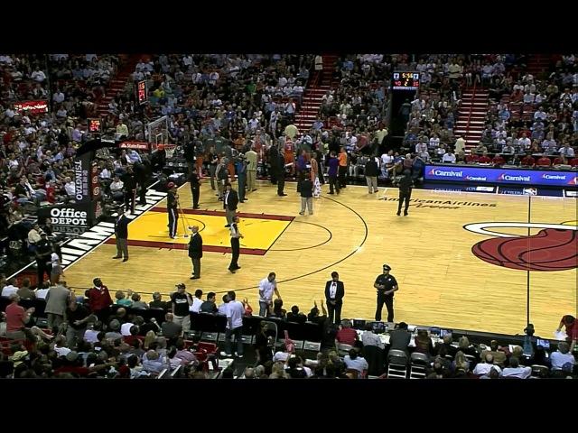 NBA 2011-2012 / 20.03.2012 / Phoenix Suns @ Miami Heat