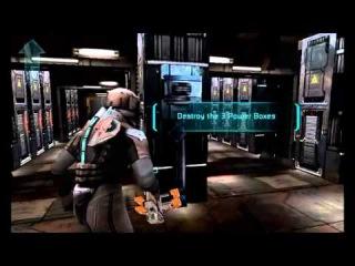 Видео обзор игры [Android] Dead space от Phoenix. Выпуск 1
