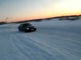 JDM зимой дрифт Ярославль, смотреть всем!!!! Mercedes c180 1999 ;)