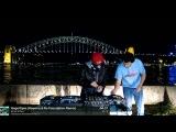 DJ Cotts &amp Ravine ft Gammer (UK) - B2B Hardcore Mix by the Sydney Harbour Bridge!