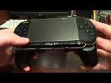 Black Flexible Joypad Handle Holder Hand Grip Bracket for Sony PSP 2000 3000